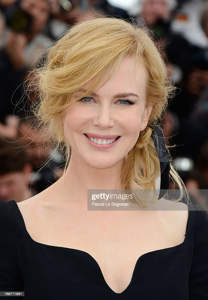 Jury member and actress Nicole Kidman attends the Jury Photocall during the 66th Annual Cannes Film Festival at the Palais des Festivals on May 15, 2013 in Cannes, France.