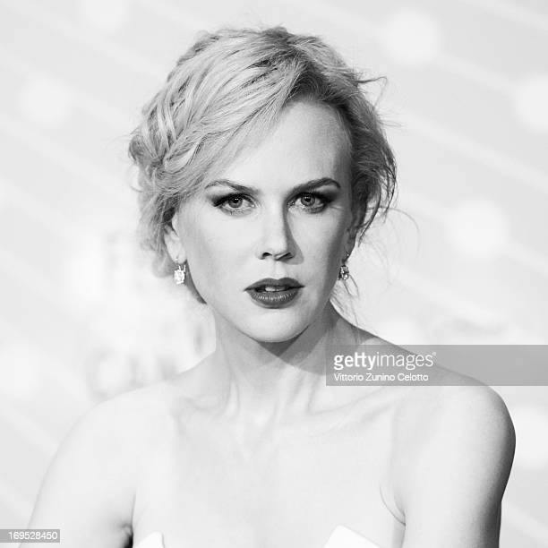 Jury member and actress Nicole Kidman attends the Palme D'Or Winners Press Conference during the 66th Annual Cannes Film Festival at the Palais des...