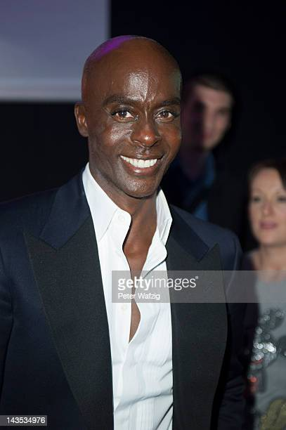 Jury member Bruce Darnell attends the aftershow party of 'Deutschland Sucht Den Superstar' Finals at Coloneum on April 28 2012 in Cologne Germany