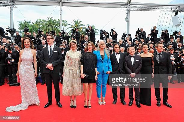 Jury member Carole Bouquet Jury member Nicolas Winding Refn Jury member Leila Hatam Jury member Sofia Coppola Jury President Sofia Coppola Jury...