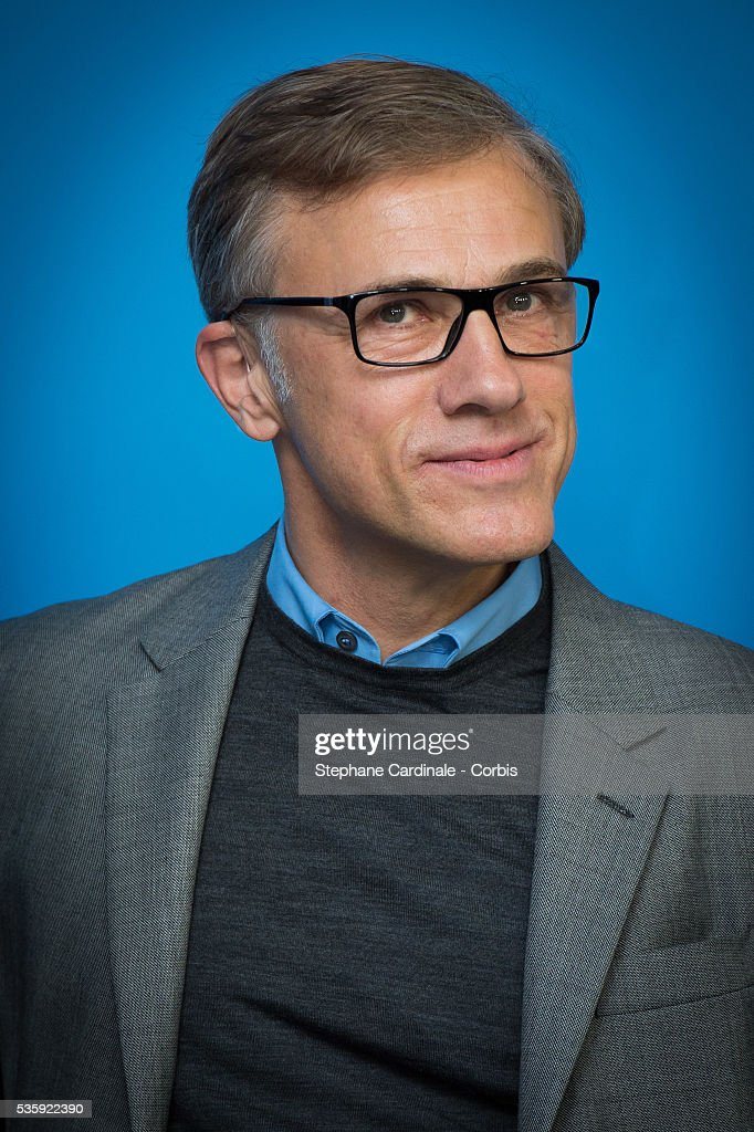 Jury member Christoph Waltz attends the International Jury Photocall during the 64th Berlinale International Film Festival at the Grand Hyatt, in Berlin, Germany.