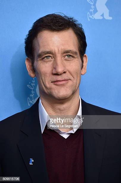 Jury member Clive Owen attends the International Jury photo call during the 66th Berlinale International Film Festival Berlin at Grand Hyatt Hotel on...