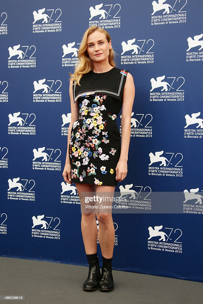 Jury member Diane Kruger attends the Venezia 72 Jury Photocall during the 72nd Venice Film Festival on September 2, 2015 in Venice, Italy.
