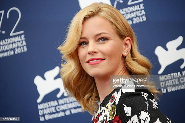 Jury member Elizabeth Banks attends the Venezia 72 Jury Photocall during the 72nd Venice Film Festival on September 2 2015 in Venice Italy