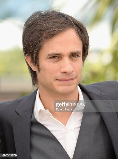 Jury member Gael Garcia Bernal attends the Jury photocall during the 67th Annual Cannes Film Festival on May 14 2014 in Cannes France