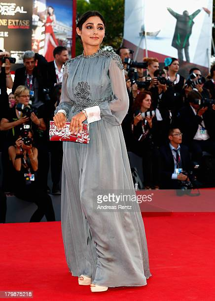 Jury Member Golshifteh Farahani attends the Closing Ceremony during the 70th Venice International Film Festival at the Palazzo del Cinema on...