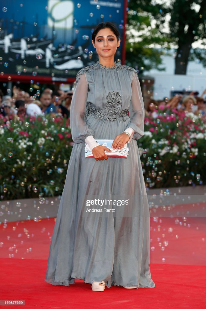 Jury Member Golshifteh Farahani attends the Closing Ceremony during the 70th Venice International Film Festival at the Palazzo del Cinema on September 7, 2013 in Venice, Italy.