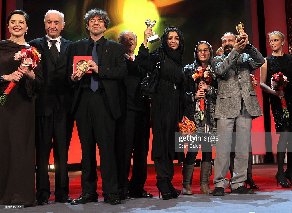 61st Berlin Film Festival - Award Ceremony