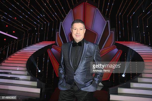 Jury member Joachim Llambi attends the 1st show of the television competition 'Let's Dance' on March 11 2016 in Cologne Germany