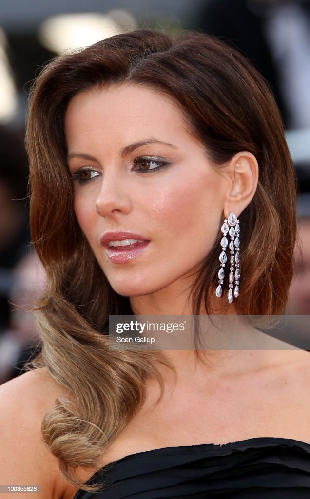 Jury member Kate Beckinsale attends the Palme d'Or Award Closing Ceremony held at the Palais des Festivals during the 63rd Annual Cannes Film Festival on May 23, 2010 in Cannes, France.