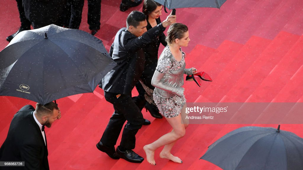 Instant View - The 71st Annual Cannes Film Festival : News Photo