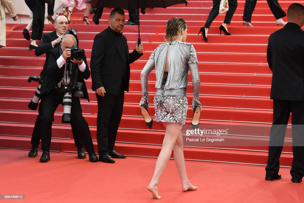 """Blackkklansman"" Red Carpet Arrivals - The 71st Annual Cannes Film Festival : Fotografia de notícias"