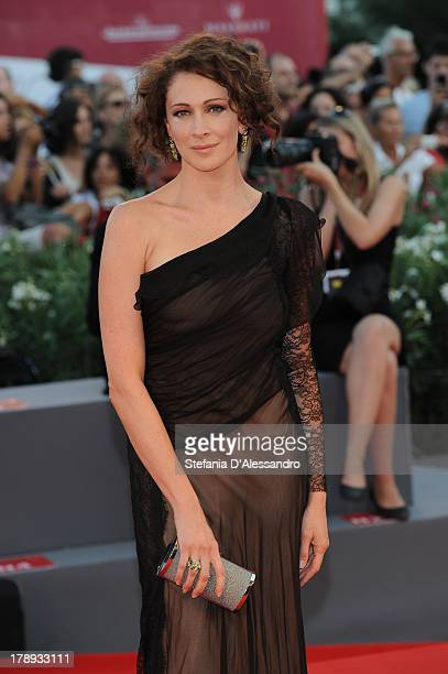 "Jury member Ksenia Rappoport attends ""Philomena"" Premiere during the 70th Venice International Film Festival at Sala Grande on August 31, 2013 in..."
