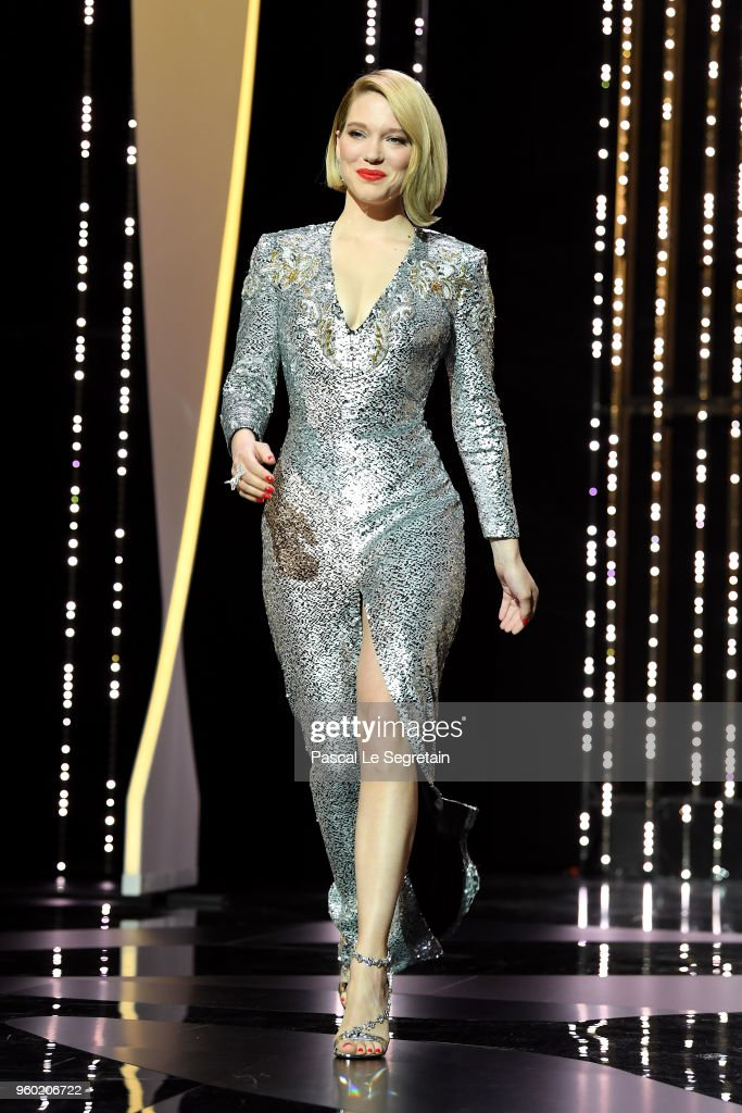 Closing Ceremony - The 71st Annual Cannes Film Festival : News Photo