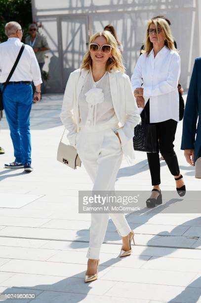 Jury Member Naomi Watts arrives for the Jury photocall during the 75th Venice Film Festival at Sala Casino on August 29 2018 in Venice Italy