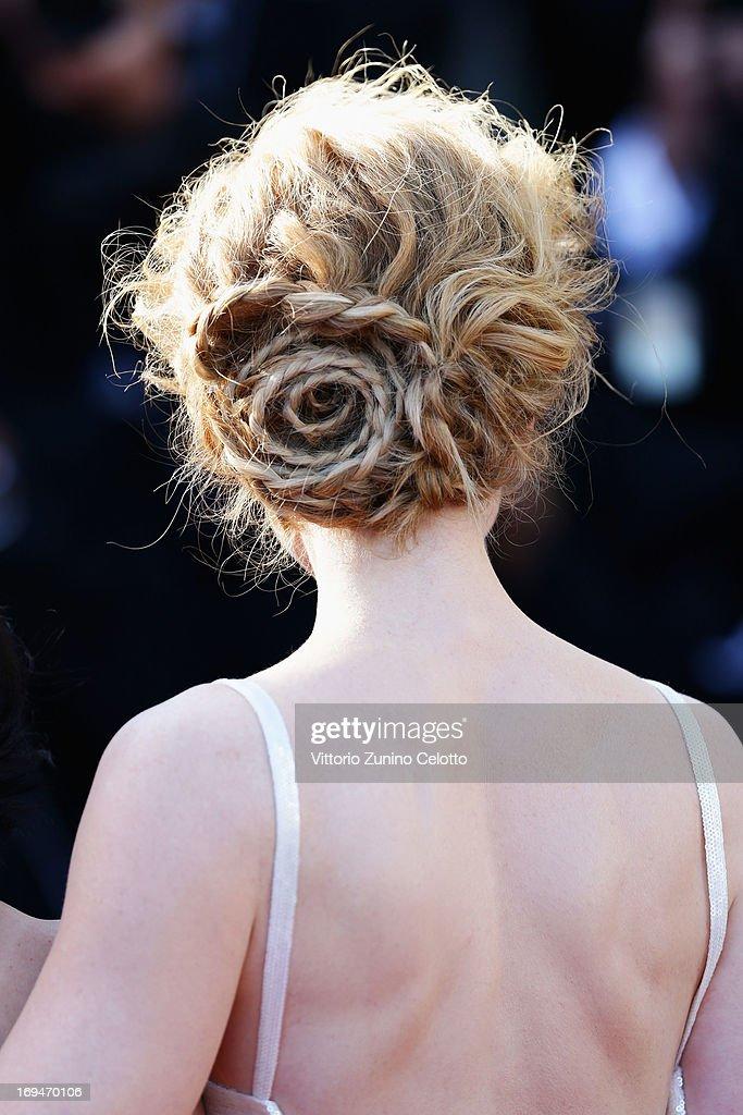 'La Venus A La Fourrure' Premiere - The 66th Annual Cannes Film Festival : News Photo