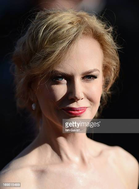Jury member Nicole Kidman attends the 'Zulu' Premiere and Closing Ceremony during the 66th Annual Cannes Film Festival at the Palais des Festivals on...