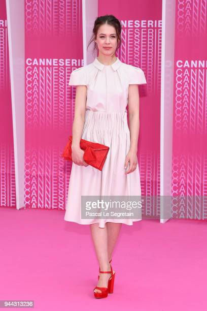 Jury Member Paul Beer attends Miguel and Undercover screening during the 1st Cannes International Series Festival at Palais des Festivals on April 10...