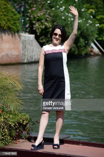 Jury member Paulina Garcia is seen during the 70th Venice International Film Festival on September 4 2013 in Venice Italy