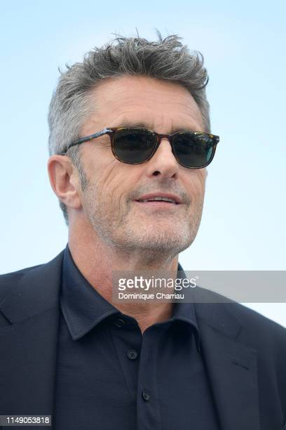 Jury Member Pawel Pawlikowski attends the Jury photocall during the 72nd annual Cannes Film Festival on May 14, 2019 in Cannes, France.