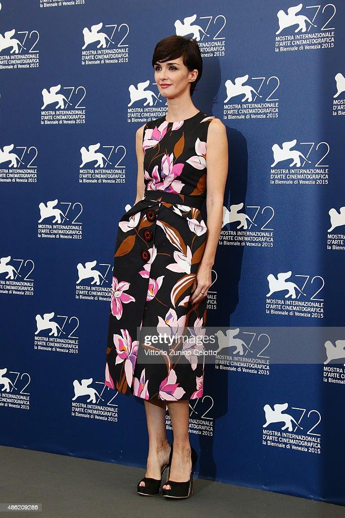 Jury Photocall - 72nd Venice Film Festival : News Photo