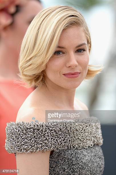 Jury member Sienna Miller attends the Jury photocall during the 68th annual Cannes Film Festival on May 13 2015 in Cannes France