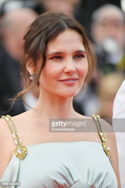 Jury member Virginie Ledoyen attends the screening of Everybody Knows and the opening gala during the 71st annual Cannes Film Festival at Palais des...