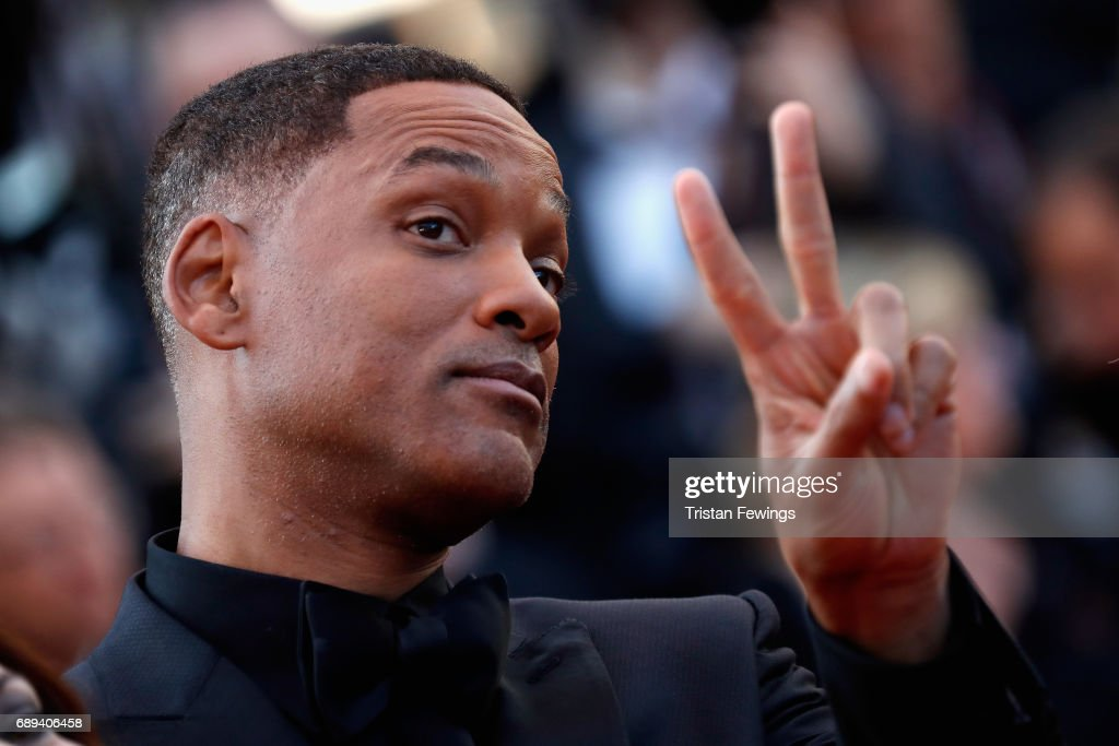 Jury member Will Smith attends the Closing Ceremony during the 70th annual Cannes Film Festival at Palais des Festivals on May 28, 2017 in Cannes, France.