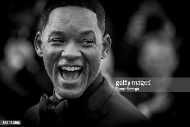Jury member Will Smith attends the Closing Ceremony of the 70th annual Cannes Film Festival at Palais des Festivals on May 28 2017 in Cannes France
