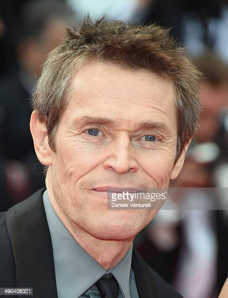 Jury member Willem Dafoe attends the Opening Ceremony and the 'Grace of Monaco' premiere during the 67th Annual Cannes Film Festival on May 14 2014...