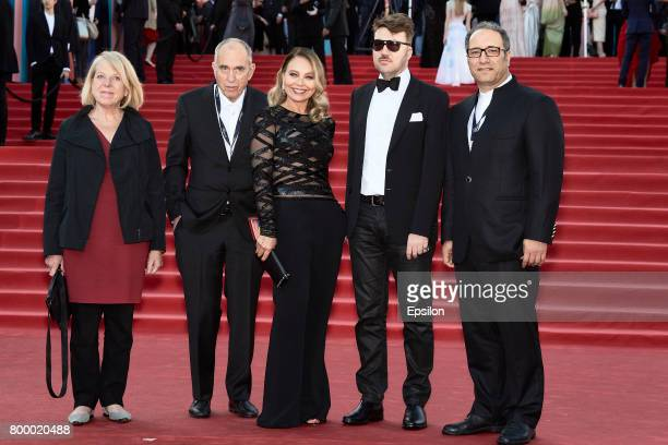 Jury members Brigitta Manthey Finnish writer film director actor and producer Jorn Donner Italian actress Ornella Muti Spanish filmmaker Albert Serra...