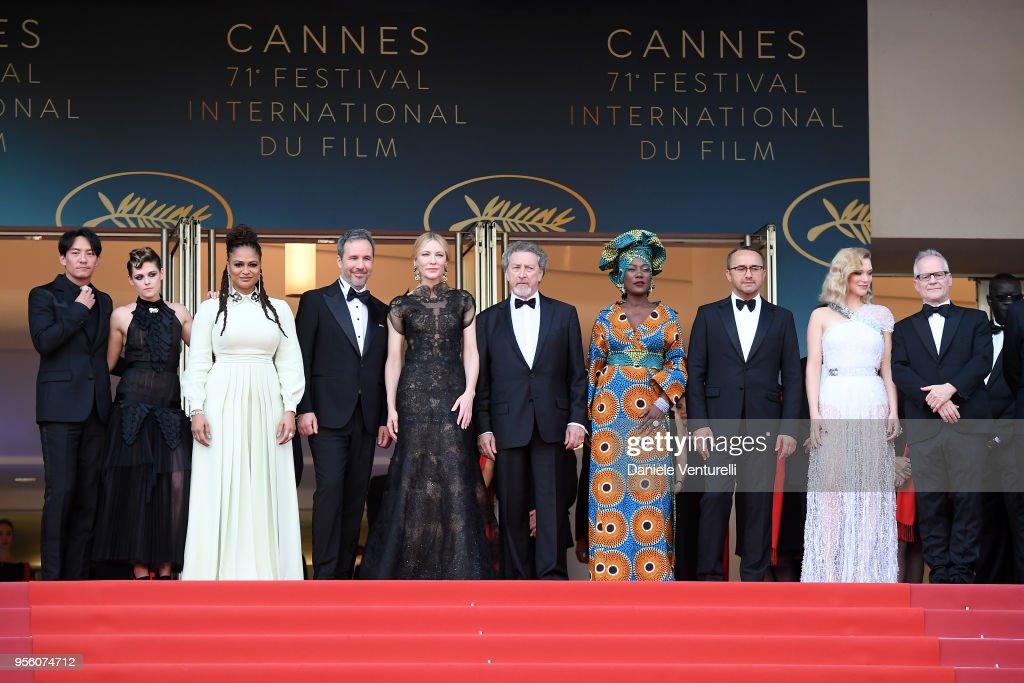 """Everybody Knows "" & Opening Gala Red Carpet Arrivals - The 71st Annual Cannes Film Festival"