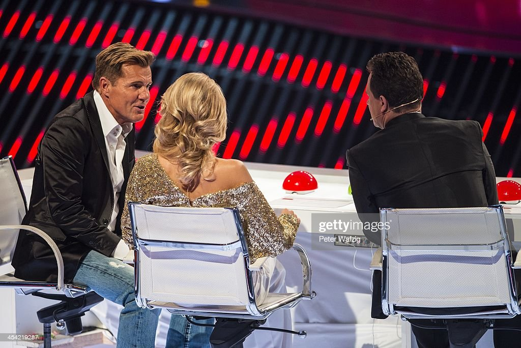 the latest f1409 634a5 Jury members Dieter Bohlen, Lena Gercke and Guido Maria ...