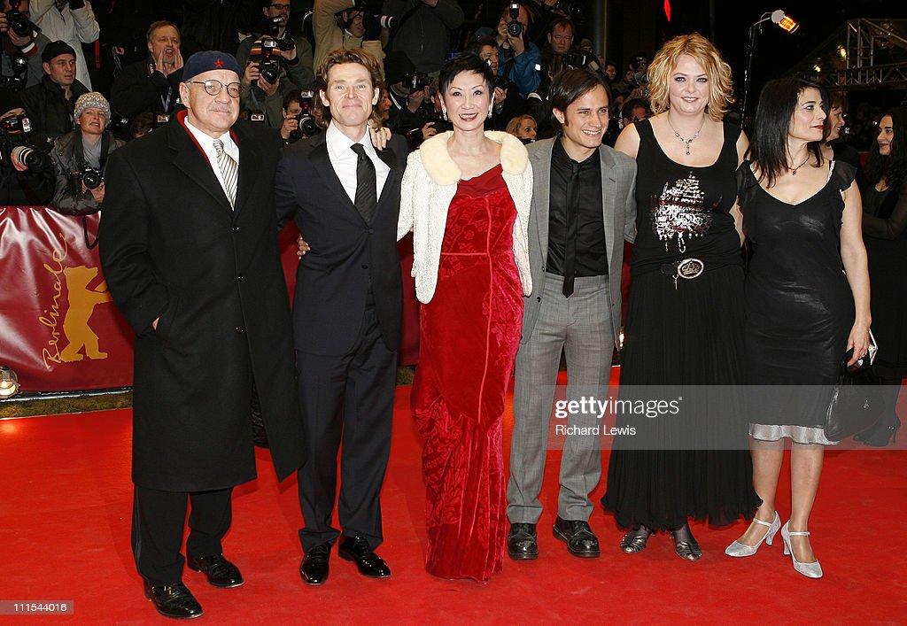 57th Berlinale International Film Festival - Golden Bear Awards Show - Arrivals