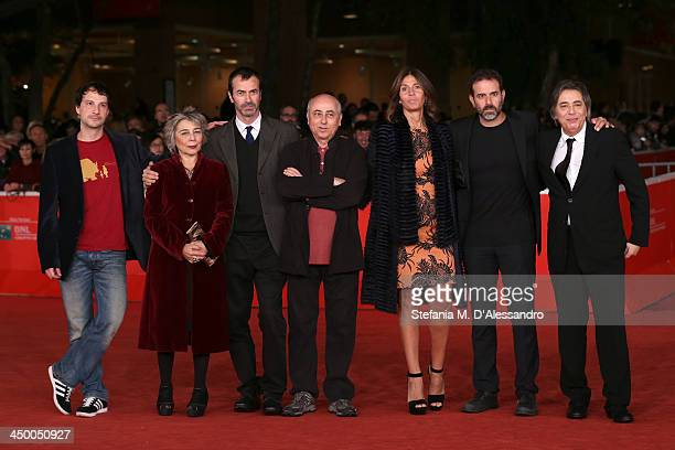 Jury members for the Taodue Golden Camera Award for Best First and Second Film Valerio Mieli Alessandra Mammi Andrea Occhipinti Roberto Faenza...