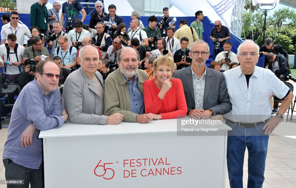 """Jury Camera D'Or"" Photocall - 65th Annual Cannes Film Festival"