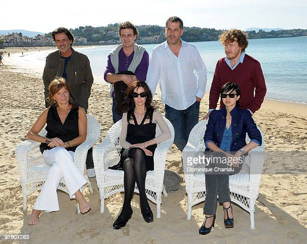 Jury members French director and Actress Laure Duthillieul French Actress Anne Parillaud Actress LinDan Pham French director Chrstophe Barratier...
