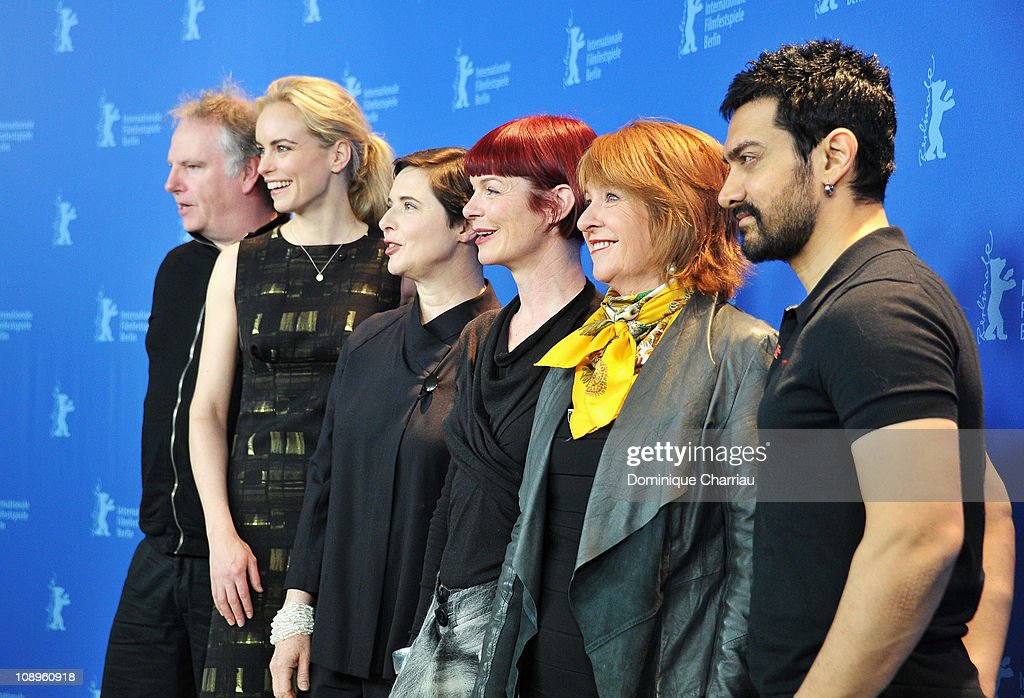 61st Berlin Film Festival - International Jury - Photocall
