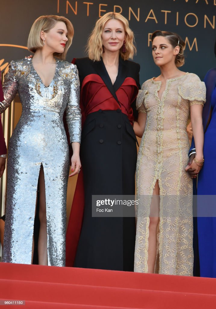 """Closing Ceremony and """"The Man Who Killed Don Quixote"""" Red Carpet Arrivals - The 71st Annual Cannes Film Festival"""