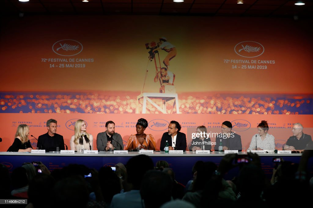 Jury Press Conference -  The 72nd Annual Cannes Film Festival : News Photo