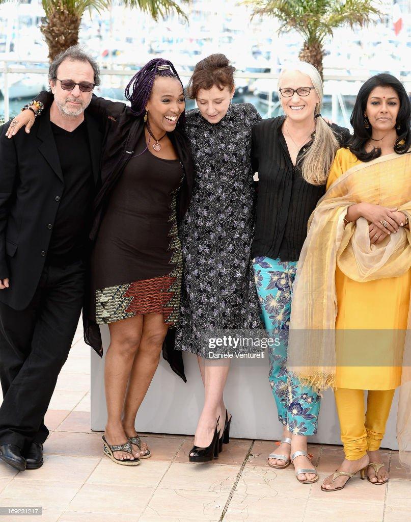 Jury Cinefondation Photocall - The 66th Annual Cannes Film Festival
