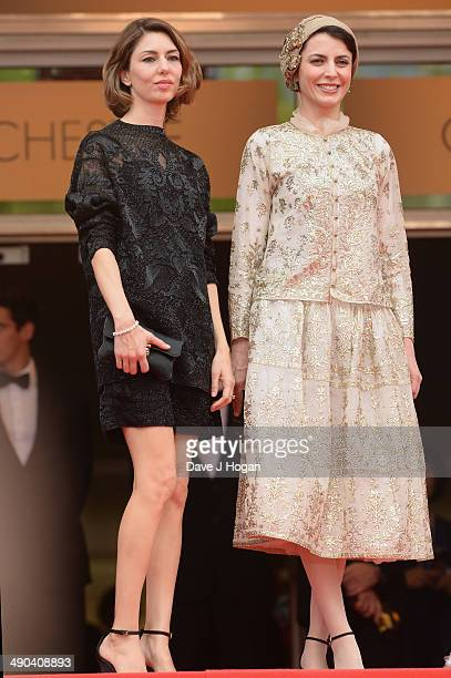 Jury members Sofia Coppola and Leila Hatami attend the Opening ceremony and the 'Grace of Monaco' Premiere during the 67th Annual Cannes Film...