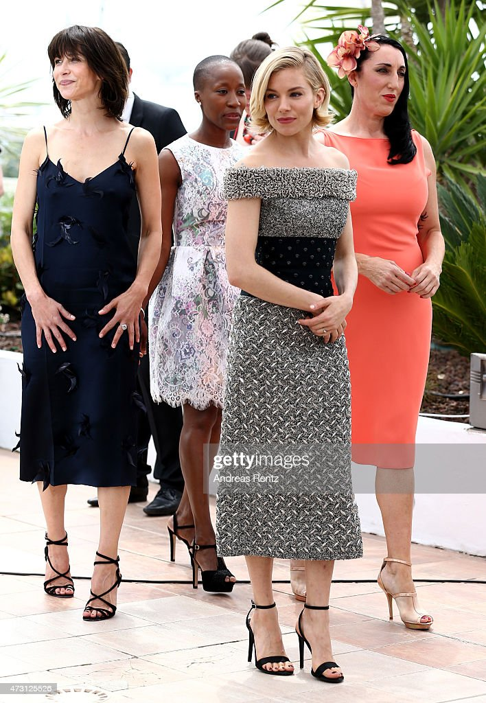 Jury Photocall - The 68th Annual Cannes Film Festival : News Photo
