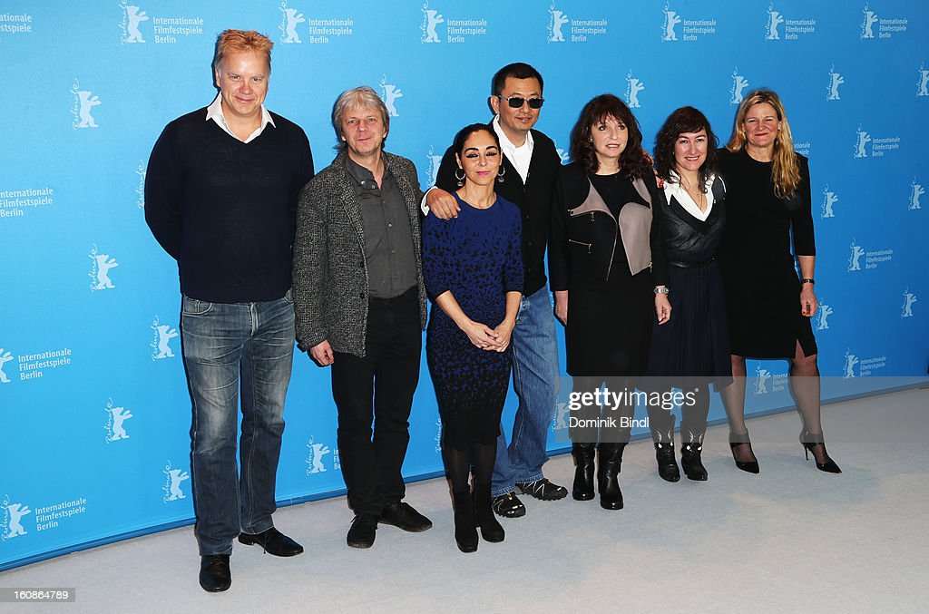 International Jury Photocall - 63rd Berlinale International Film Festival
