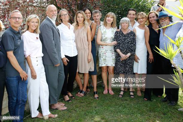 Jury Philippe Besson Claire Chazal President of the Jury John Malkovich Minister of Culture Francoise Nyssen Laura Smet Stefi Celma Lucas Belvaux...