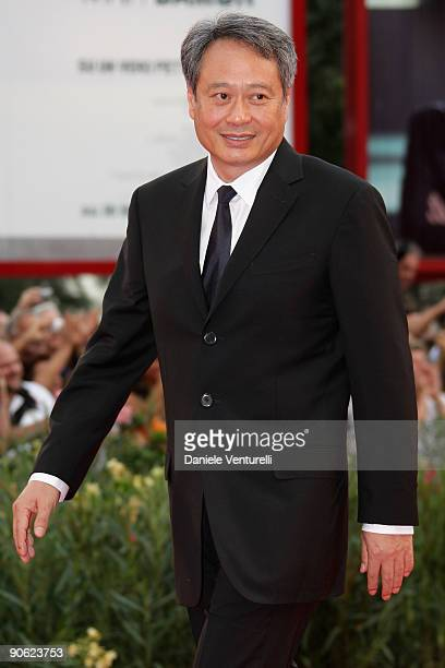 Jury President and Director Ang Lee attends the Closing Ceremony Red Carpet And Inside at The Sala Grande during the 66th Venice Film Festival on...