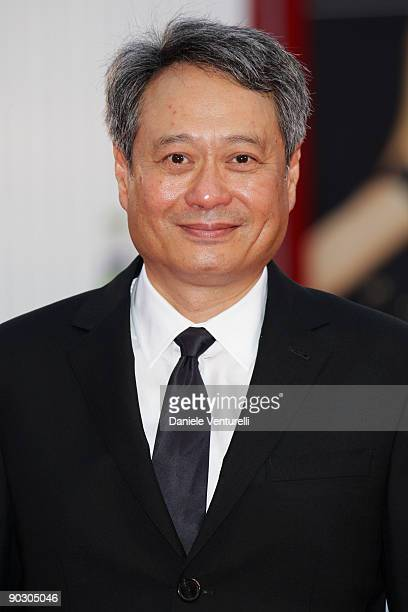 Jury president and director Ang Lee attends the Opening Ceremony and Baaria Premiere at the Sala Grande during the 66th Venice International Film...