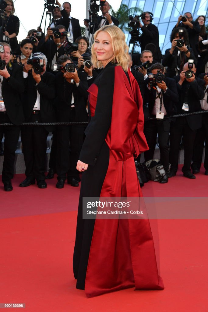 "Closing Ceremony And ""The Man Who Killed Don Quixote"" Red Carpet Arrivals - The 71st Annual Cannes Film Festival : ニュース写真"