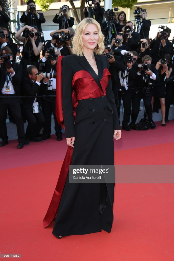 Closing Ceremony & 'The Man Who Killed Don Quixote' Red Carpet Arrivals - The 71st Annual Cannes Film Festival : News Photo