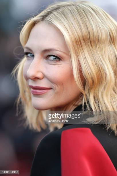 Jury president Cate Blanchett attends the Closing Ceremony screening of 'The Man Who Killed Don Quixote' during the 71st annual Cannes Film Festival...
